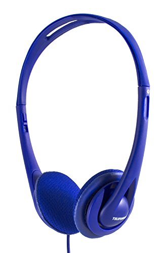 Telefunken KH5000 On-Ear Kopfhörer (besonders leicht, 1,2m Kabel)