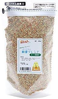 インコ・オウムの主食 【オーツ麦抜き】オリジナル厳選ブレンド 600g