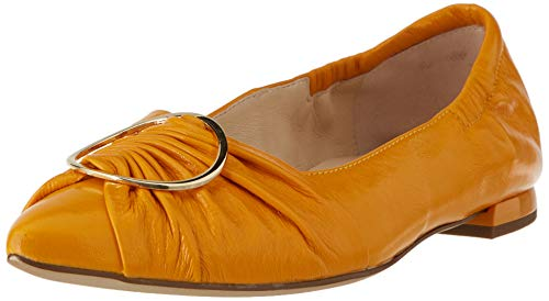 HÖGL Damen Always Mango 6.5 9-100025 Ballerinas