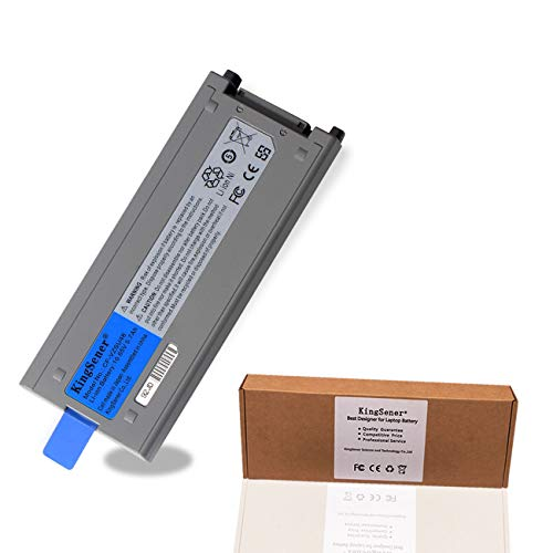 KingSener® CF-VZSU48 - Batería para portátil Panasonic Toughbook CF-19 CF19 CF-VZSU28 CF-VZSU48U CF-VZSU50 (6 celdas, 10,65V, 58WH, 2 años de garantía)