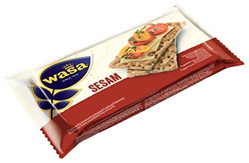 Wasa Fette Sesam - Pacco da 60 Pezzi (1620 gr)