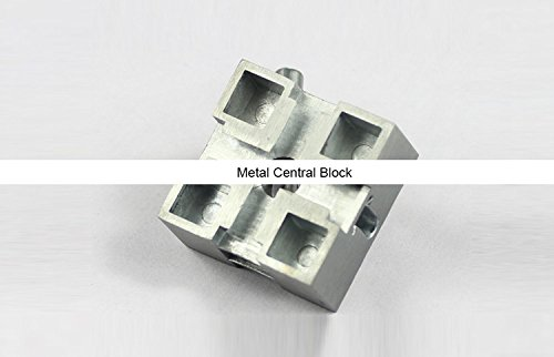 Best Deals! New Z030M Metal Central Block/Metal Intermediate Block/50x50x25mm