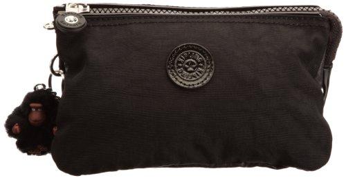Kipling Creativity L F, Porte-monnaie mode femme - Noir (Black Combo)