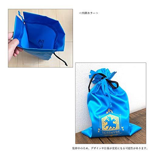 【予約販売】ツイステッドワンダーランド サテン巾着 イグニハイド APDS5499_1