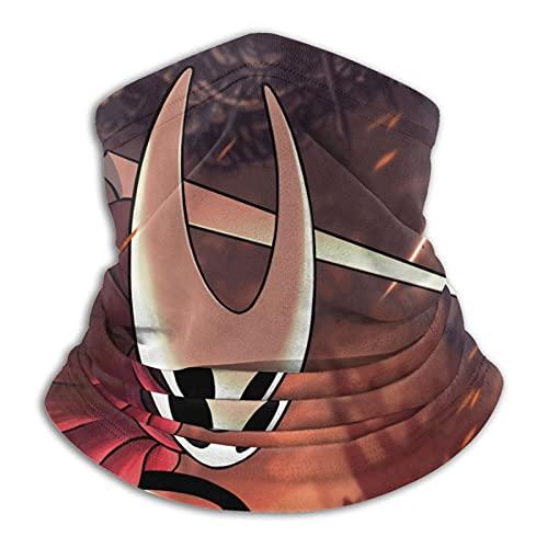 ewretery Hornet Hollow Knight Silksong - Máscara facial para polvo, al aire libre, festivales, deportes