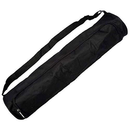 SZBLYY Bolsa de Yoga Bolso portátil de la Alfombrilla de Yoga portátil Impermeable Gimnasio Deporte Fitness Pilates Yoga Mat Bag Strap Strap Carry Mochila