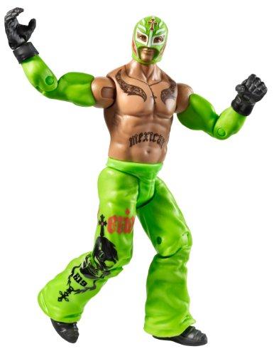 WWE Mattel Basic 23 Rey Mysterio Action Figure Wrestling