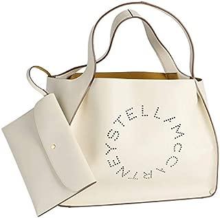 Stella McCartney(ステラマッカートニー) バッグ ロゴ トートバッグ ポーチ付き トートバッグ 502793 W8542 9000 [並行輸入品]