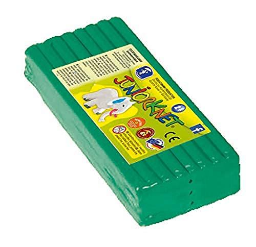 Feuchtmann Spielwaren 628.0305-15 - Juniorknet geschmeidige Knete, ca. 500 g, dunkelgrün