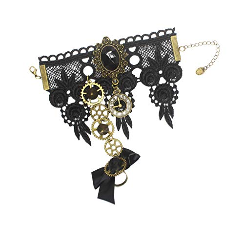 steampunk jewelry ideas