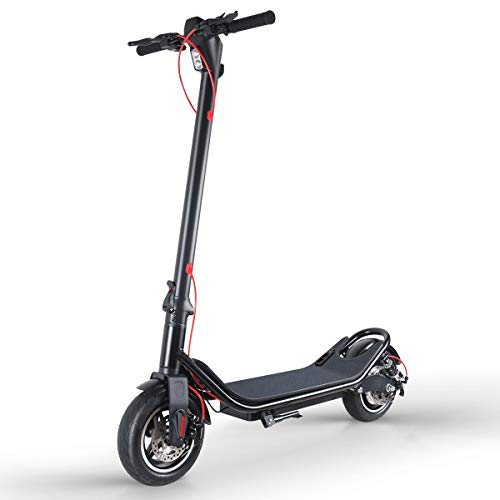 "Mangoo Patinete Eléctrico 10"" 350W Electric Scooter Plegable…"