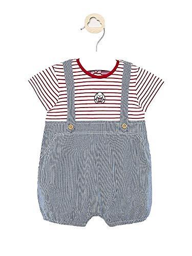 Mayoral, Traje para bebé niño - 1656, Rojo