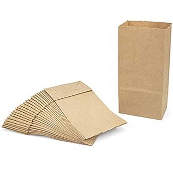 mini kraft paper bags