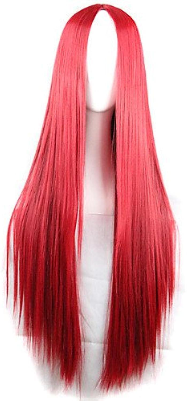 Mode Perücken WIGSTYLE Mädchen Mode Must-Have natürlichen hochwertigen rad langen glatten Haaren Perücke B076C68GGJ Spaß  | Exquisite Handwerkskunst