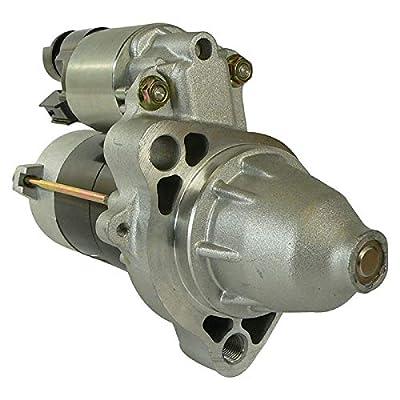 DB Electrical SND0620 Starter (1.5L Honda Fit 2007-2008 Part # 31200-Pwa-901, Dskef)