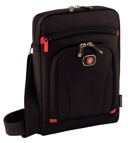 Wenger Swissgear Status - Maletín para Tablet iPad Air, Negro
