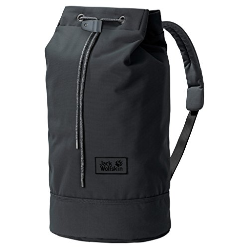 Jack Wolfskin ON The Fly 35 Seesack Rucksack Schultertasche, Phantom, ONE Size