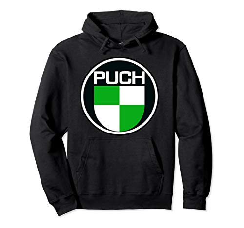 Puch Oldtimer Fans Pullover Hoodie