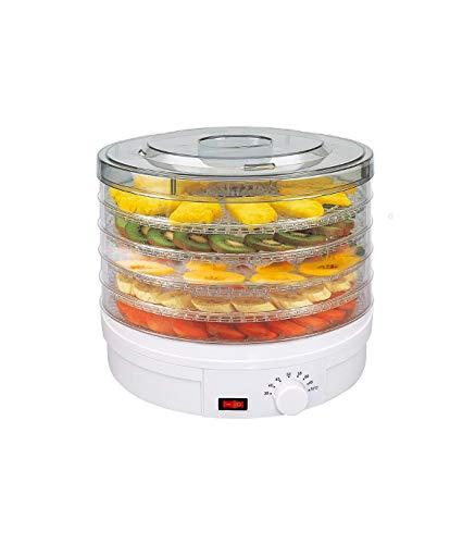 Wonduu Deshidratador De Alimentos Con Cinco Bandejas Sx-s770