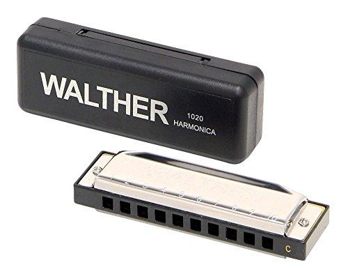 GEWA 798505 - Armónica walther modelo richter en Do mayor