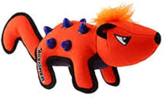Gigwi Duraspikes Durable Coon Toy for Dog, Orange