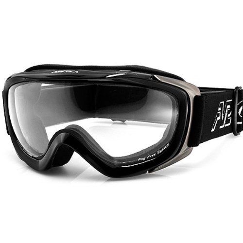 Arctica ® skibril snowboardbril KLIMA COOL SYSTEM + ANTI FOG *SNOW SUPREME*