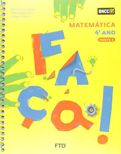 Conjunto Faça - Matemática - 4º Ano