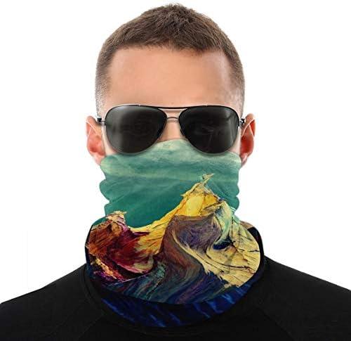 Face Scarf Oneplus Neck Gaiter Tube Balaclava Uv Protection Headband For Men Women product image