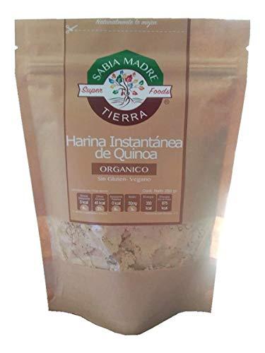 Harina De Quinoa Orgánica 500Gr