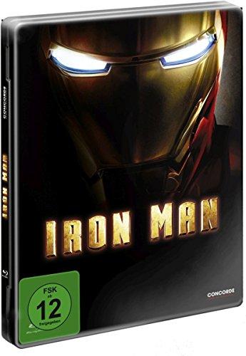 Fergus, M: Iron Man [Blu-ray]