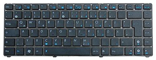 NExpert deutsche QWERTZ Tastatur für Asus Eee PC 1201 1201N 1201NL 1201PN 1201T Serie DE Neu