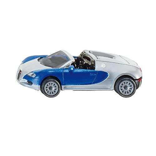 SIKU - Véhicule Miniature Bugatti Veyron Grand Sport, 1353