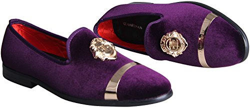 Loafers Velvet Dress Shoes