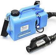 Fogger Machine, 5L Electric Portable Fogger Machine Intelligent ULV Sprayer/Atomizer for Station, School, Restaurant, Garden, Home