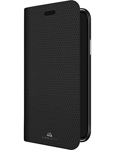 Black Rock - Hülle Booklet Klapphülle Hülle Passend für Apple iPhone 11 | The Standard Handyhülle, 360 Grad Cover, Magnet Verschluss (Schwarz)