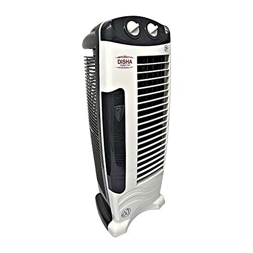 DISHA High Power TOWER FAN with 4 way Air Flow Deflection...