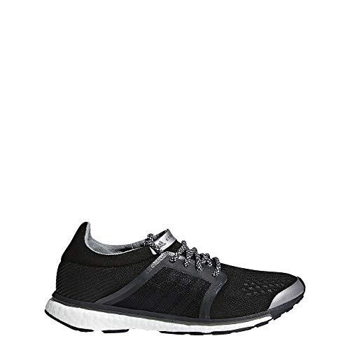 Adidas Adizero Adios, Zapatillas de Trail Running Mujer, Negro (Negbás/Grinoc/Pltémé 000), 41 1/3 EU