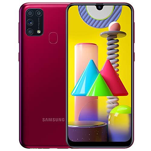 bon comparatif Samsung Galaxy M31 – Smartphone 4G débloqué (écran 6,4 pouces – 64 Go – Dual Nano SIM… un avis de 2021