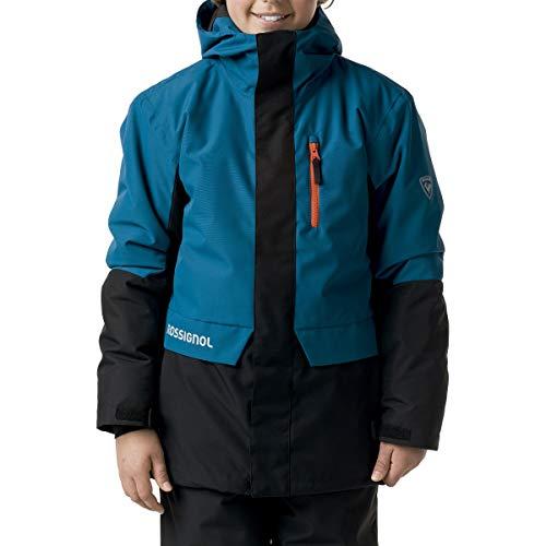 ROSSIGNOL Freeride - Giacca da sci per bambini, Bambino, RLJYJ06, baltico, 10 anni