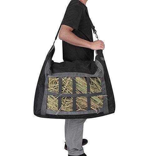 HayBag Tote, Large Capacity Horse Tote Bag Matningstillbehör - torlekar tillgängliga balväska