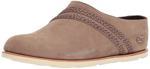 Chaco Women's Harper Slide Shoe, Caribou, 6.5 M US