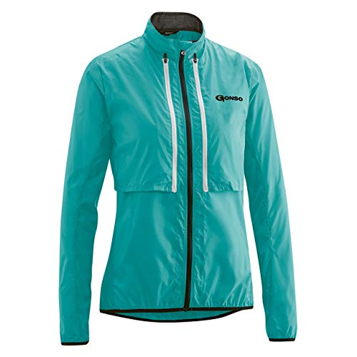 Gonso Bernira 2-in-1 Zip-Off windjack dames Latigo Bay 2020 waterdichte jas