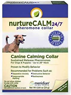 Nurturecalm 24/7 Canine Calming Pheromone Collar (Upto 28