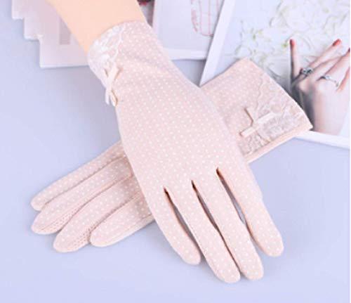 ピーキー Peigee紫外線をしっかりガード!!清涼メッシュ UVカット 日焼け止め手袋 UVカット 手袋 ショート グローブ 薄手 メッシュ 清涼 レース 花 水玉 柄 滑止め付 女性 レディース