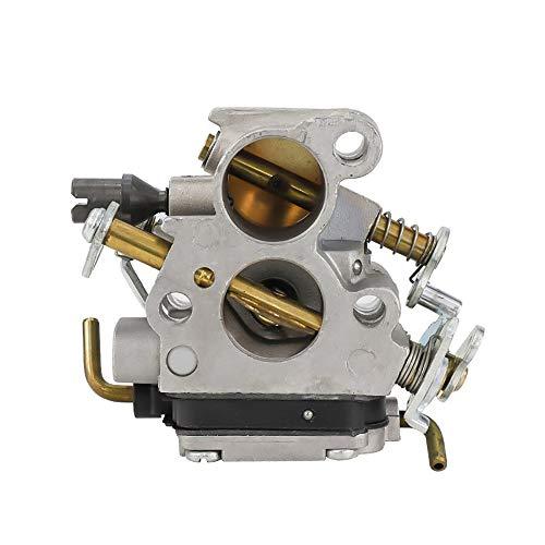 Motosierra HighSchool Timber Carburetor Compatible para Husqvarna 235 235E 236 236E 240E 240e Piezas de motosierra de gasolina Reemplace para Zama C1T-W33 Carburetor Accesorios para herramientas de ja