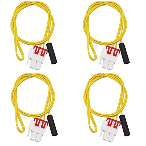 Primeswift DA32-00006W Defrost Thermostat Temperature Sensor Compatible with Samsung Refrigerator Replacement for 1515199 PS4138681 AP4135567-4PK