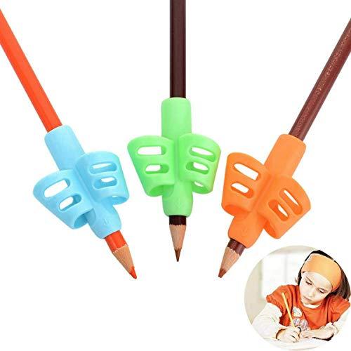 Schreibhilfe Stift Haltung Korrektur 5 Delphin Fisch Bleistift Halter