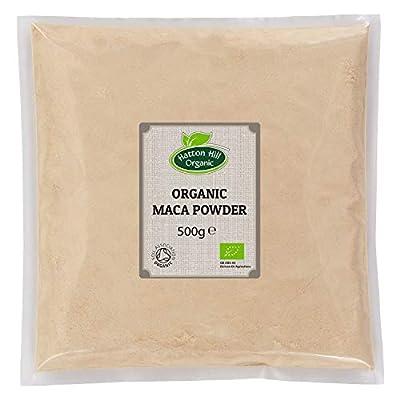Organic Maca Powder 500g by Hatton Hill Organic - Free UK Delivery by Hatton Hill Organic