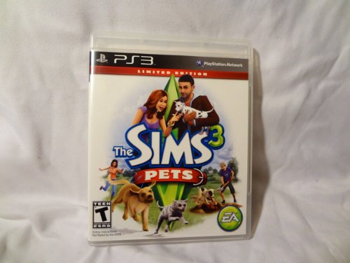 The Sims 3 Pets Limited Edition
