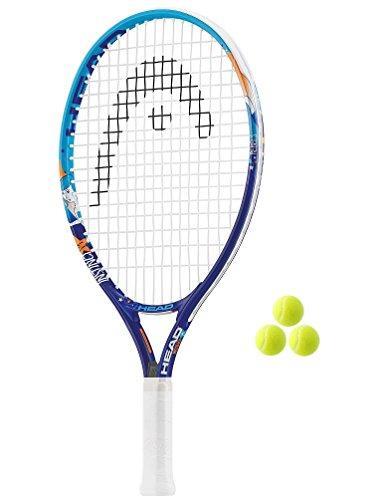 Head Instinct 19'Junior Raqueta de tenis + 3Pelotas de...